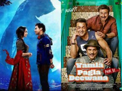 Stree Yamla Pagla Deewana Phir Se Be Released This Week Know Their Positive And Negative Points