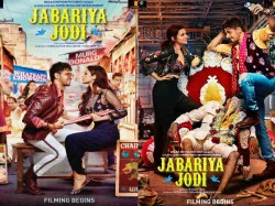 Jabariya Jodi First Look Sidharth Malhotra Parineeti Chopra Starrer Goes On Floor