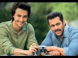 Aayush Sharma On His Debut Bollywood With Salman Khan Support