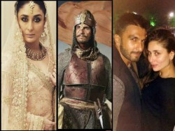 Kareena Kapoor Rejected Ranveer Singh Twice Before Signing Takht