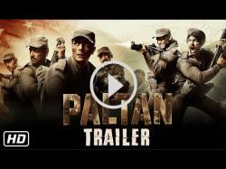 Jp Dutta S Film Paltan Trailer Release