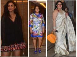 Priyanka Chopra Nick Jonas Engagement Bash Arpita Khan Sharma Parineeti Chopra Early Guests