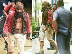Saif Ali Khan S First Look As Naga Sadhu Navdeep Singh S Hunter Leaked