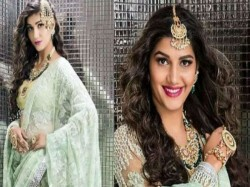 Bigg Boss 11 Fame Sapna Chaudhary Bridal Photo Shoot