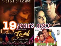 When Aishwarya Rai Did Taal What Bollywood Stars Were Doing In