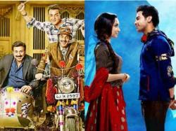 Stree And Yamla Pagla Deewana Phir Se Friday Box Office Collection