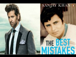 The Best Mistakes My Life Hrithik Roshan Unveils First Look Of Sanjay Khan Biopic