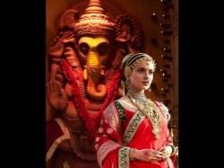 Manikarnika Queen Jhansi Angana Ranaut Warrior Looks Splendid