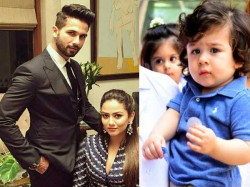 Zain Kapoor Shahid Kapoor Mira Rajput S Son Gets Compared To Taimur Twitterati
