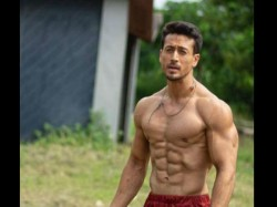 Tiger Shroff Reveals His Ripped Hot Body Student The Year 2 Climax Scene