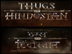 Thugs Of Hindostan Trailer To Come With Sui Dhaaga