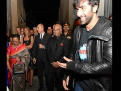 President India Ram Nath Kovind Drops On The Sets Brahmastra Bulgaria Met Ranbir Alia