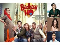 Bollywood Celebrity Can T Stop Praising Ayushmann Khurrana S Badhaai Ho Trailer