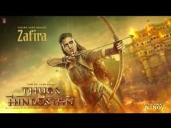 Fatima Sana Shaikh As Zafira First Look From Thugs Of Hindostan