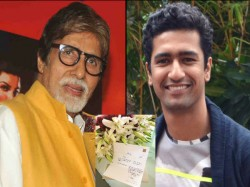 Amitabh Bachchan Send Sirprise Gift Vicky Kaushal Here Is The Details