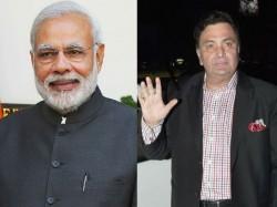 Rishi Kapoor Release Pm Narendra Modi S Book Urdu