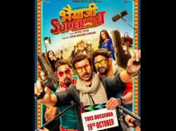 Bhaiaji Superhit Teaser Sunny Deol Returns His Action Avatar In Action Comedy