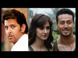 Tiger Shroff Reacts Hrithik Roshan Disha Patani Controversy Says It A Silly Rumor