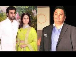 Rishi Kapoor Gives The Green Signal Ranbir Kapoor Alia Bhatt Love Relation