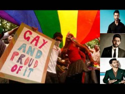 Section 377 Verdict Bollywood Reactions B Town Celebs Lend Their Support To Lgbtq Community