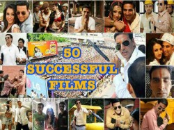 Akshay Kumar The First Superstar To Complete 50 Hit Films At The Box Office