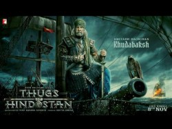 Amitabh Bachchan First Look From Thugs Of Hindostan