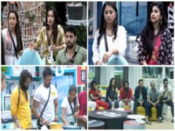 Bigg Boss 12 First Nomination Dipika Srishty Khan Sisters