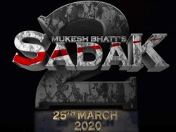 Sanjay Dutt Pooja Bhatt Film Sequel Sadak 2 Announced After 27 Years