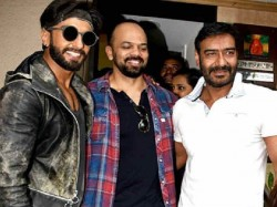 Rohit Shetty Hinted Next Film With Ajay Devgn Ranveer Singh