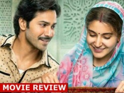 Sui Dhaaga Movie Review And Rating Varun Dhawan Anushka Sharma