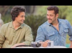 Salman Khan Wants Produce Aayush Sharma Next Film Too