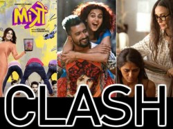Nine Films Clash At The Box Office This Weekend Manmarziyaan Mitron