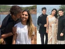 Bollywood Stars Isha Ambani Anand Piramal Engagement See Pics