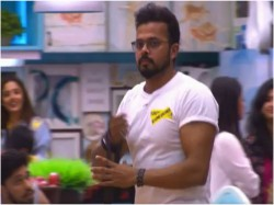 Bigg Boss 12 S Sreesanth Big Fight With Housemates