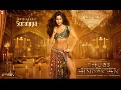 Katrina Kaif As Suraiyya First Look From Thugs Of Hindostan