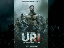 Vicky Kaushal Starrer Uri First Poster Out Know Release Date