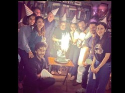 Inside Pictures From Kareena Kapoor Khan S Midnight Birthday Celebration