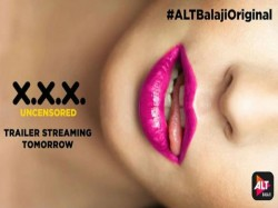 Ekta Kapoor Web Series Xxx Trailer Is Out