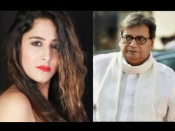 Television Actress Kate Shrma Fils Molestation Case Against Subhash Ghai