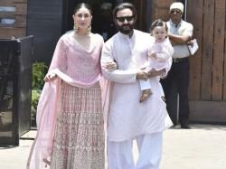 Saif Ali Khan Kareena Kapoor Decided Keep Taimur Away From Paparazzi