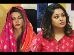 Tanushree Dutta Reaction On Rakhi Sawant Calls Her Sex Money Obsessed