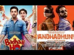 Badhaai Ho Andhadhun Enters The List Most Profitable Films Of