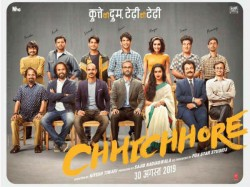 Sushant Singh Rajput And Shraddha Kapoor Chhichhore First Look