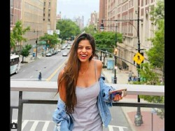 Suhana Khan Bold Glamorous Picture Going Viral