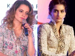 Sonam Kapoor Kangna Ranaut Dispute Not First Here Are 10 Most Infamous Cat Fight