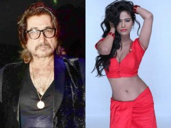 Shakti Kapoor Bold Scene With Actress Poonam Pandey The Journey Of Karma Trailer