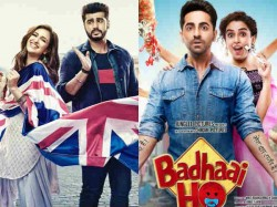 Namaste England Badhaai Ho Will Be Released This Weekend Know Positive And Negative Points