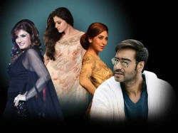 Ajay Devgn Became Superhit With These 10 Actresses During