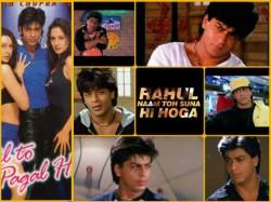 Dil Pagal Hai Celebrates 21 Years Of Love Shahrukh Khan Madhuri Dixit Karisma Kapoor