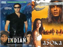 Sunny Deol S Indian Completes 17 Years Clashed With Shahrukh Khan S Asoka